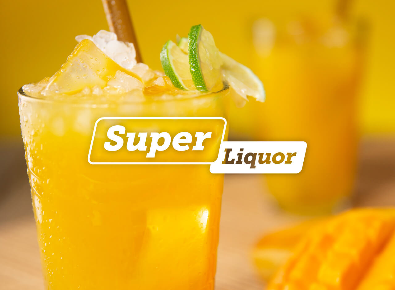 Super Liquor – A  sophisticated website for nationwide retail chain